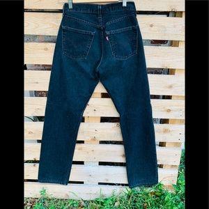 Vintage High waisted Levi's  jeans .